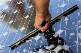 ICU Solar Panel Cleaning Milton