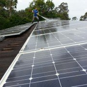 ICU Solar Panel Cleaning Kholo
