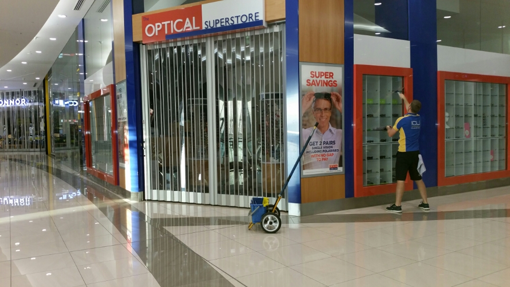 ICU Best Commercial Window Cleaning in Indooroopilly