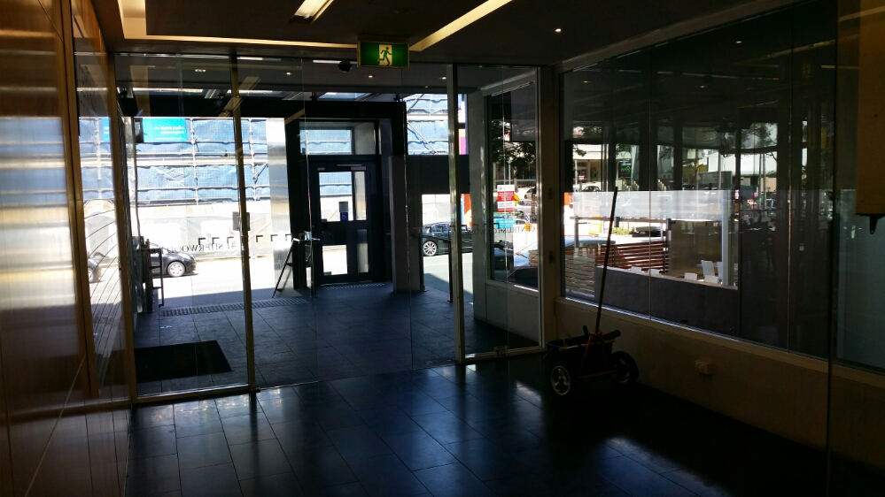 Toowong Commercial Window Cleaning by ICU