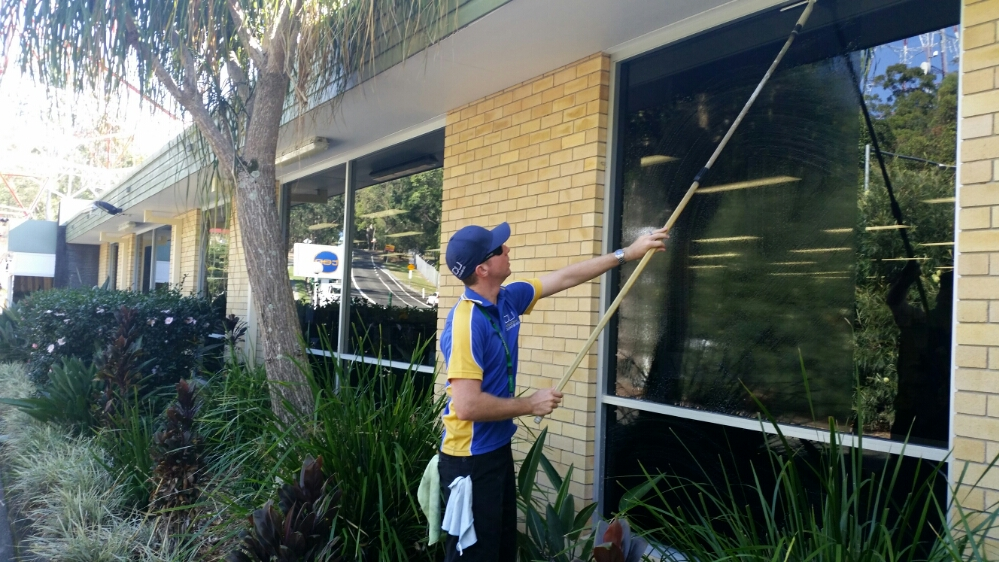 ICU Window Cleaning Services