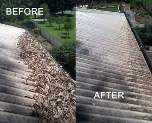 ICU Gutter Cleaning Kenmore Hills