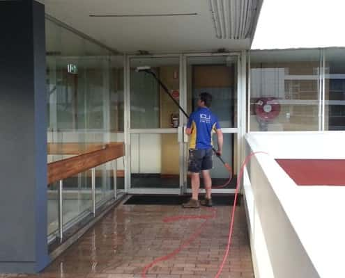 Water Fed Pole System for Window Cleaning Middle Park - ICU Cleaning