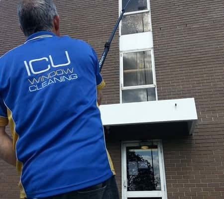 Water Fed Pole System for Window Cleaning Upper Brookfield - ICU Cleaning