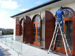 Professional Window Cleaning service by ICU Cleaning