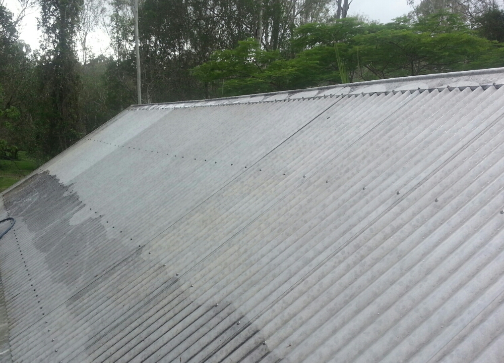 ICU Cleaning - Roof Washing Services in Pullevale!