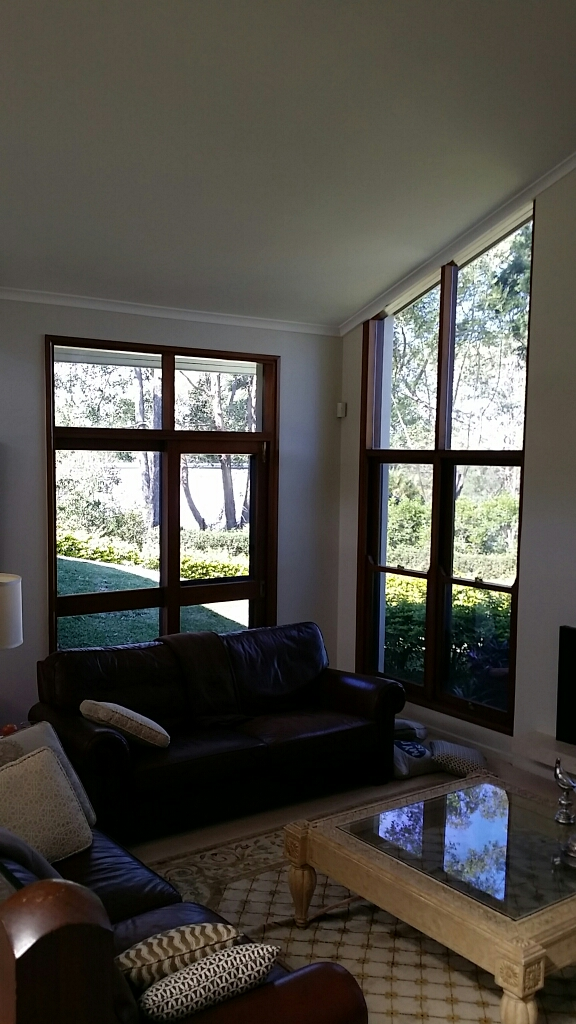 Window Cleaning Residential in Chanel Hill