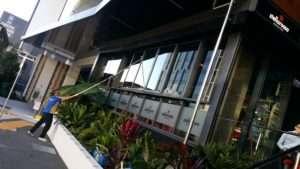 Window Cleaning in Brisbane