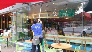 ICU Best Window Cleaning in Brisbane!