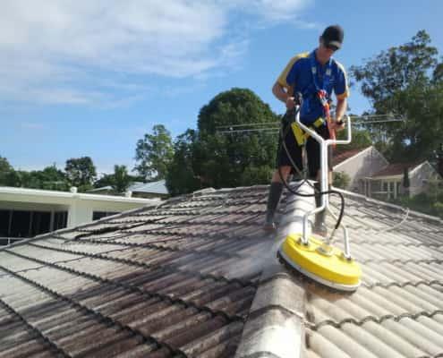ICU Roof Cleaning Toowong