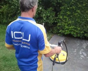 ICU Pressure Cleaning Brisbane