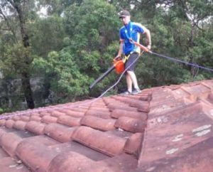 ICU Gutter Cleaning Kenmore
