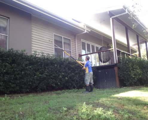 House Washing Brisbane Hard Wash Amp Soft Wash Icu Cleaning