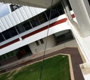 Water Fed Pole System for Window Cleaning Brisbane - ICU Cleaning