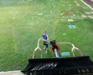 Water Fed Pole System for Window Cleaning Mount Mount Crosby - ICU Cleaning