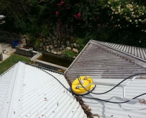 ICU Roof Cleaning Riverhills